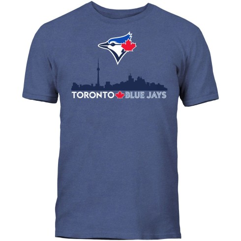 Toronto Blue Jays MLB City View T-Shirt