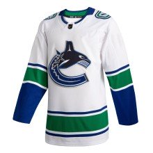 Vancouver Canucks adidas adizero NHL 2019-20 Authentic Pro Road Jersey