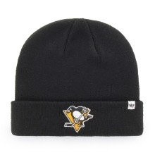 Pittsburgh Penguins NHL '47 Raised Cuff Knit Primary Beanie