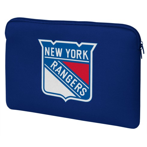 New York Rangers NHL 15 inch Neoprene Laptop Case Kit
