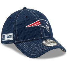 New England Patriots New Era 2019 NFL On Field Road 39THIRTY Cap