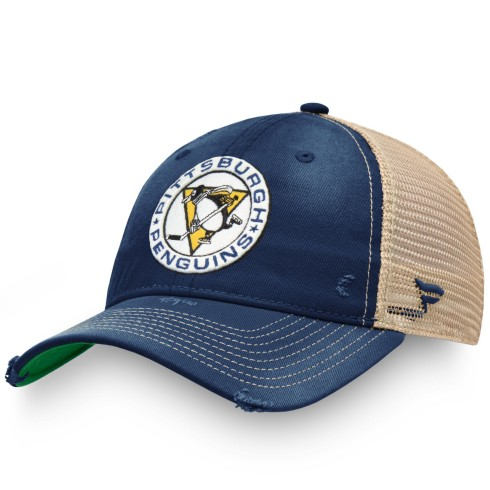 Pittsburgh Penguins Vintage NHL True Classic Adjustable Cap
