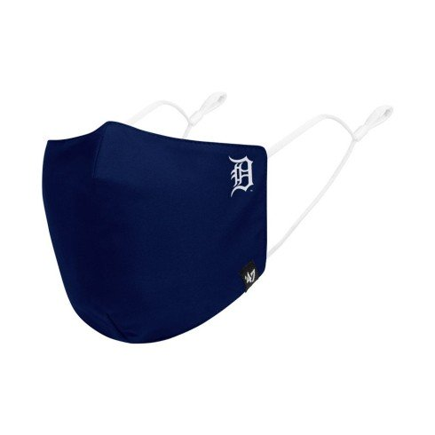 Detroit Tigers MLB '47 Face Cover Mask - Individual Pack
