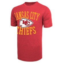 Kansas City Chiefs NFL '47 Archie Bi-Blend T-Shirt