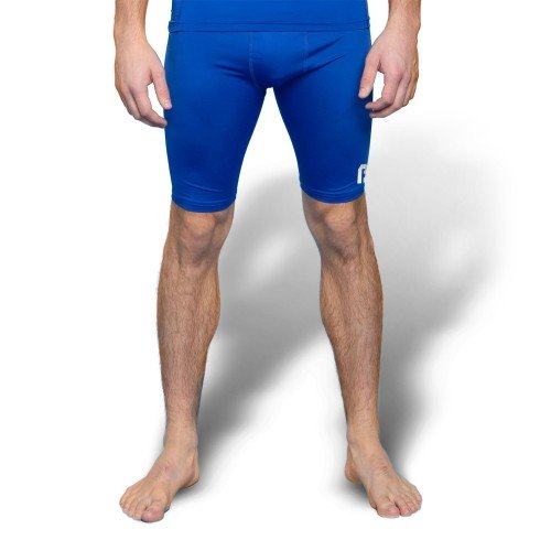 Bulletin Pro Sports Performance Base Layer Compression Shorts - Royal