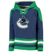 Vancouver Canucks NHL Youth Ageless Must Have Pullover Hoodie