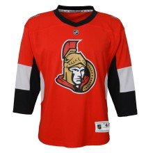 Ottawa Senators NHL Child Replica (4-7) Home Hockey Jersey