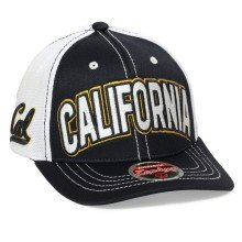 California Golden Bears NCAA Zephyr Big Arch Cap | Adjustable