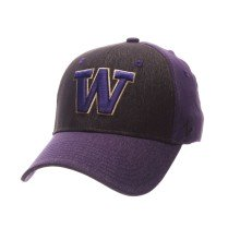 Washington Huskies NCAA Zephyr Challenger Flex Cap