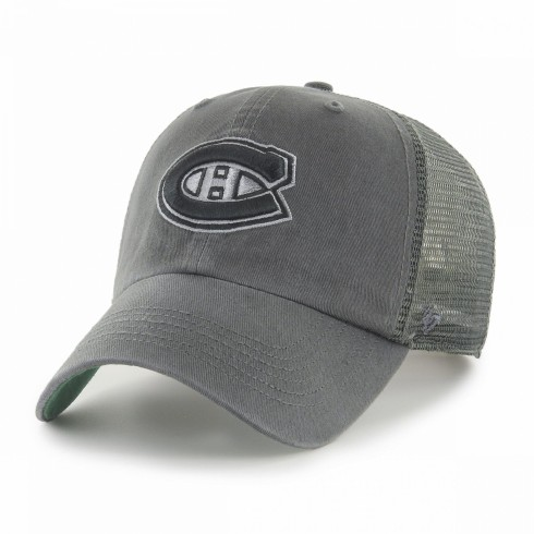Montreal Canadiens NHL '47 Trawler Mesh Back Clean Up Cap