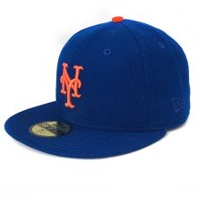 New York Mets 1986 World Series 59Fifty Authentic Fitted Baseball Cap