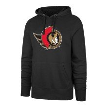 Ottawa Senators NHL '47 Imprint Headline Hoodie - Black