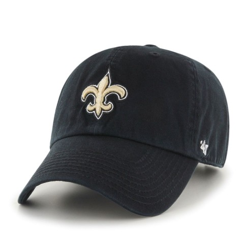New Orleans Saints NFL Clean Up Cap | Adjustable