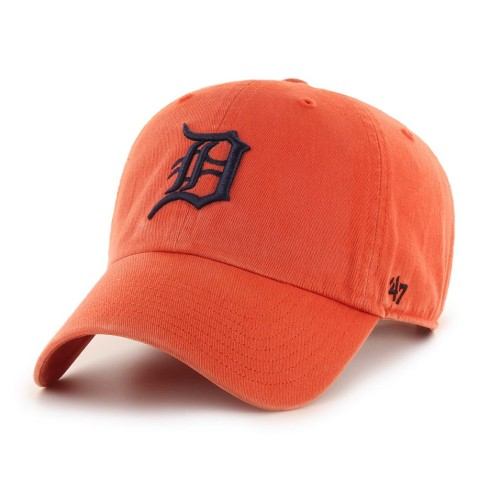 Detroit Tigers MLB '47 Alternate Clean Up Cap | Adjustable