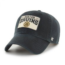 Casquette ajustable NHL Fairmount Clean Up des Bruins de Boston