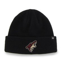 Arizona Coyotes NHL '47 Raised Cuff Knit Primary Beanie