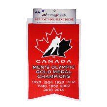 Team Canada Champions Banner