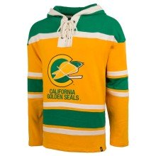 California Golden Seals NHL '47 Heavyweight Jersey Lacer Hoodie