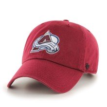 Colorado Avalanche NHL `47 Clean Up Cap - | Adjustable