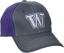 Washington Huskies NCAA Zephyr Grid ZF Cap