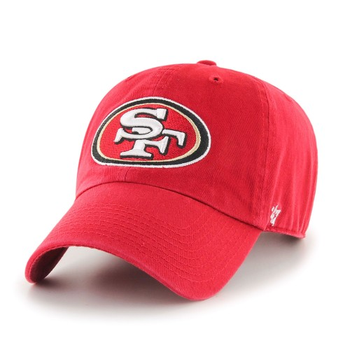 San Francisco 49ers NFL Clean Up Cap | Adjustable