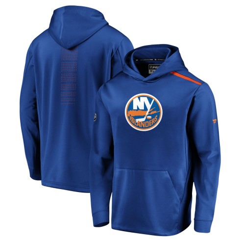 New York Islanders NHL Authentic Pro Rinkside Hoodie