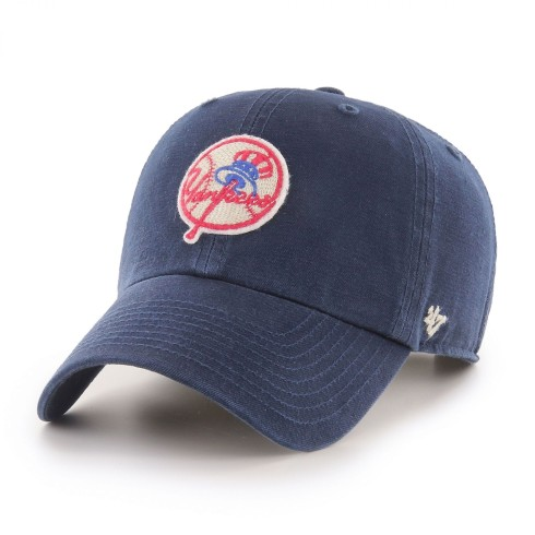 New York Yankees MLB '47 Cooperstown McLean Clean Up Cap | Adjustable