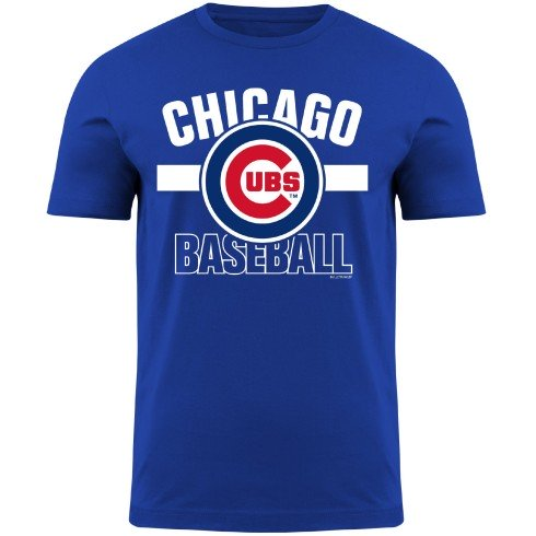 Chicago Cubs MLB Single T-Shirt