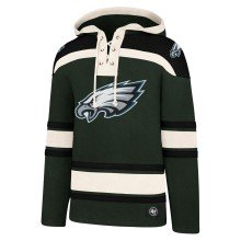 Philadelphia Eagles NFL '47 Heavyweight Jersey Lacer Hoodie