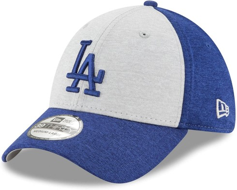 Los Angeles Dodgers MLB New Era Shaded Classic 39THIRTY Cap