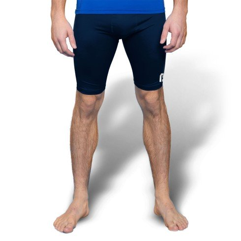 Bulletin Pro Sports Performance Base Layer Compression Shorts - Navy