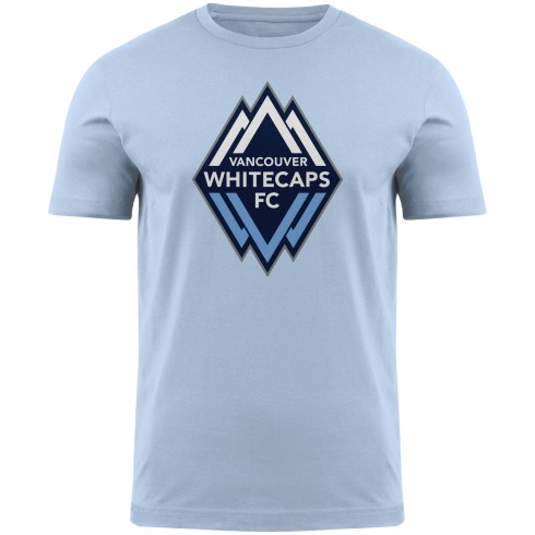 Vancouver Whitecaps FC MLS Basic Logo T-Shirt