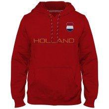 Holland MyCountry Express Twill Home Field Hoodie - Red