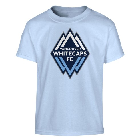 Vancouver Whitecaps FC MLS YOUTH Basic Logo T-Shirt