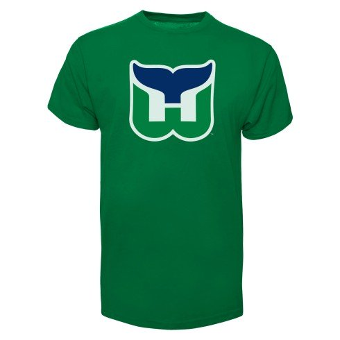 Hartford Whalers Vintage NHL `47 Fan T-Shirt