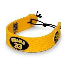 Bracelet Gamewear Zdeno Chara des Bruins de Boston