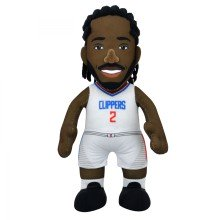 "Los Angeles Clippers Kawhi Leonard 10"" NBA Plush Bleacher Creature"