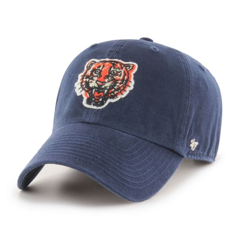 Detroit Tigers MLB '47 Cooperstown McLean Clean Up Cap | Adjustable