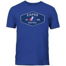 Montreal Expos MLB Camp Out T-Shirt