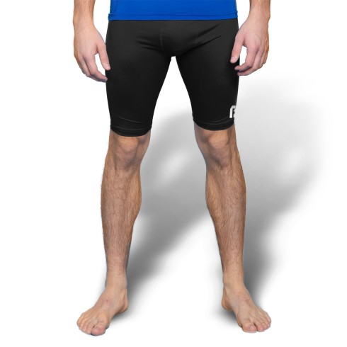Bulletin Pro Sports Performance Base Layer Compression Shorts - Black