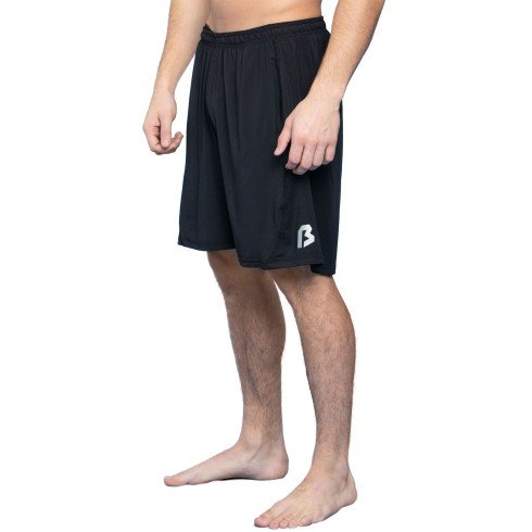 Bulletin Pro Sports Performance Base Layer Loose Fit Short With Pockets - Black