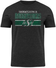 T-shirt Moxie chiné des Roughriders de Saskatchewan
