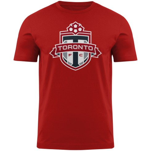 Toronto FC MLS Basic Logo T-Shirt