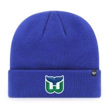 Hartford Whalers NHL '47 Raised Cuff Knit Primary Beanie