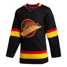 Vancouver Canucks adidas adizero NHL Authentic Retro Pro Flying Skate Jersey