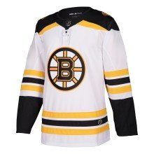 Chandail adidas adizero LNH Authentique Blanc des Bruins de Boston