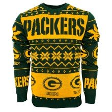 Green Bay Packers NFL 2019 Ugly Crewneck Sweater