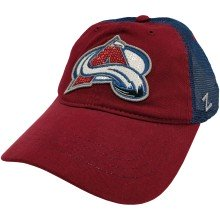 Colorado Avalanche NHL Women's Zephyr Glimmer Cap | Adjustable