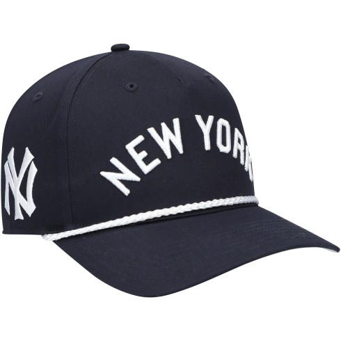 New York Yankees '47 MVP DV Brookwood Cap - Navy | Adjustable