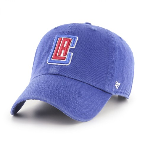 Los Angeles Clippers NBA '47 Clean Up Primary Cap - Royal | Adjustable